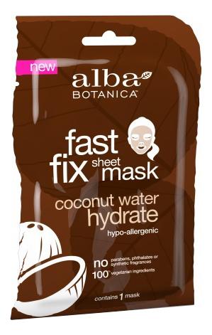 Увлажняющая маска для лица Fast Fix Sheet Mask 15г недорого