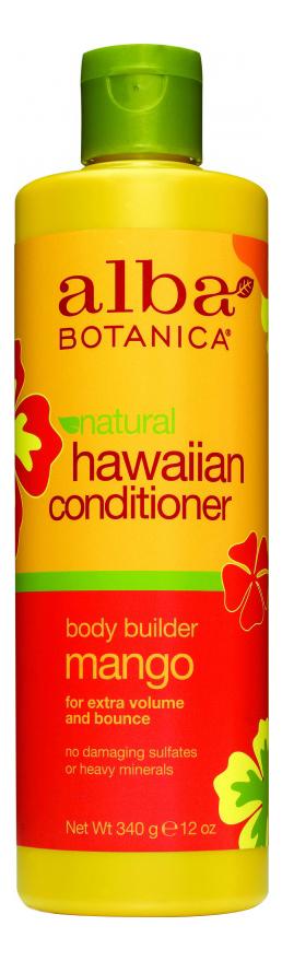 Купить Кондиционер для волос с экстрактом манго Hawaiian Conditioner 340г, alba BOTANICA