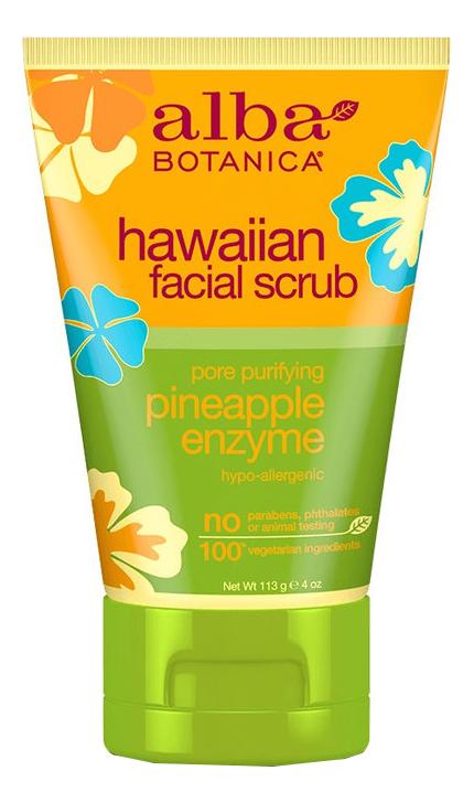 Скраб для лица Hawaiian Facial Scrub 113г недорого