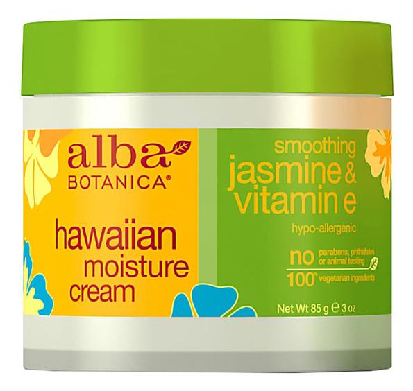 Увлажняющий крем для лица с экстрактом жасмина и витамином Е Hawaiian Moisturizer Crem 85г недорого