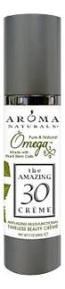 Купить Крем для лица The Amazing 30 Omega-x Creme 60г, Aroma Naturals