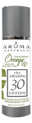 Лосьон для лица The Amazing 30 Omega-x Lotion 114г крем amazing aroma naturals