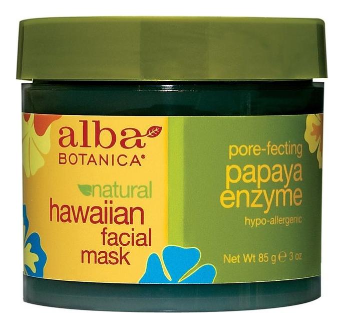 Маска для лица Hawaiian Papaya Enzyme Facial Mask 85г недорого