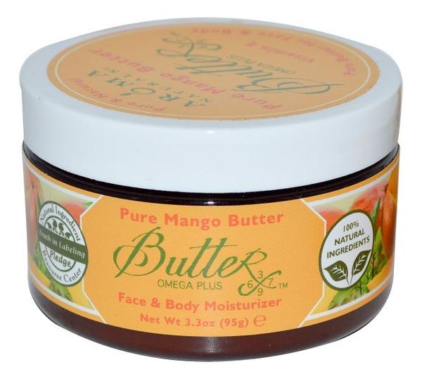Твердое масло для тела Pure Mango Butterx 95г твердое масло для массажа