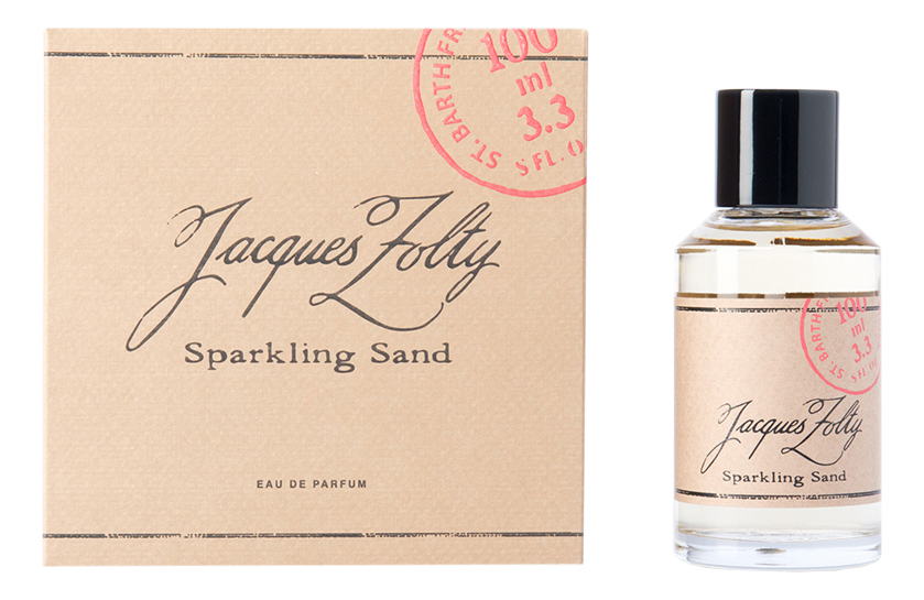 Jacques Zolty Sparkling Sand: парфюмерная вода 100мл парфюмерная вода jacques zolty jacques zolty ja034lwelve4