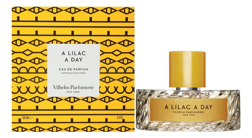 Фото - A Lilac A Day: парфюмерная вода 100мл парфюмерная вода vilhelm parfumerie a lilac a day 100 мл