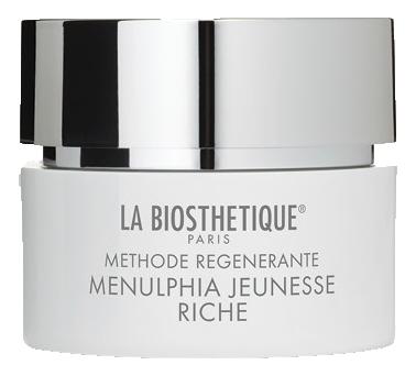 Регенерирующий крем для очень сухой кожи лица Methode Regenerante Menulphia Jeunesse Riche 50мл
