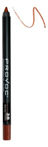 Подводка гелевая в карандаше для губ Gel Lip Liner: 38 Barely There недорого
