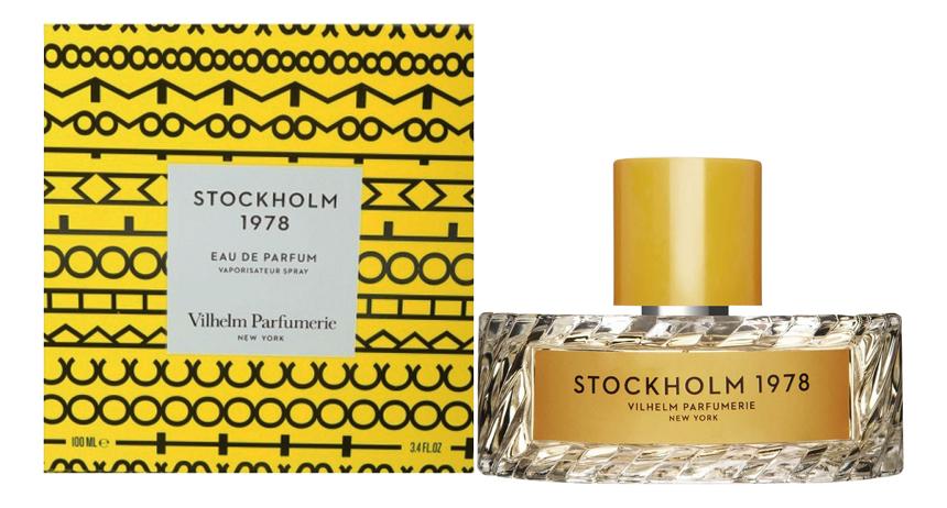 Купить Vilhelm Parfumerie Stockholm 1978: парфюмерная вода 100мл