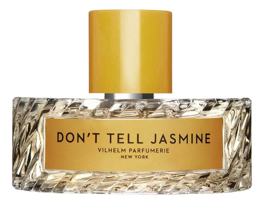 Vilhelm Parfumerie Don't Tell Jasmine: парфюмерная вода 100мл тестер vilhelm parfumerie black citrus