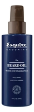 CHI Масло для бороды Esquire The Beard Oil With Oud Fragrance 41мл
