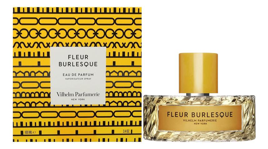 Vilhelm Parfumerie Fleur Burlesque: парфюмерная вода 100мл
