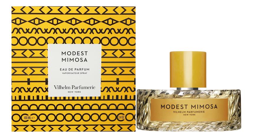 Купить Vilhelm Parfumerie Modest Mimosa: парфюмерная вода 100мл