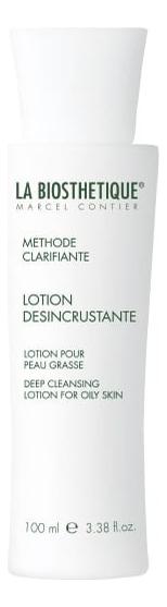 Лосьон-дезинкрустант для лица Methode Clarifante Lotion Desincrustante 100мл лосьон дезинкрустант