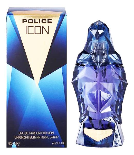 Фото - Police Icon : парфюмерная вода 125мл new police station blocks bricks
