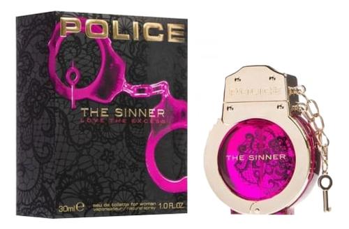 Police The Sinner For Women: туалетная вода 30мл