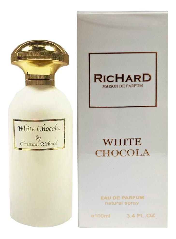 Christian Richard White Chocola: парфюмерная вода 100мл