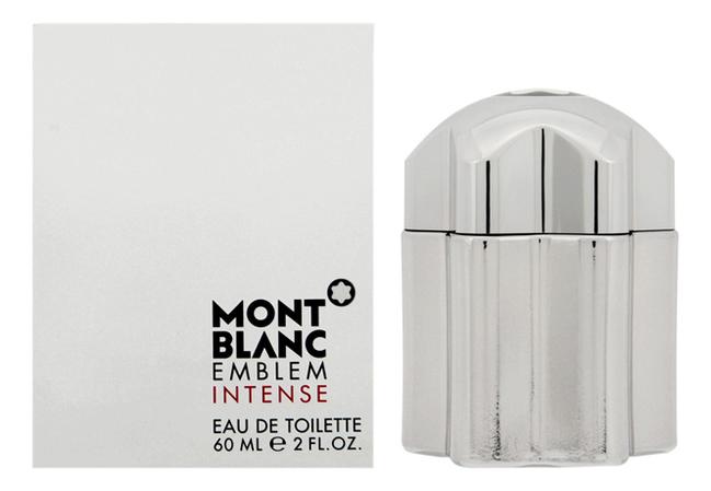 Emblem Intense: туалетная вода 60мл туалетная вода montblanc emblem 60 мл