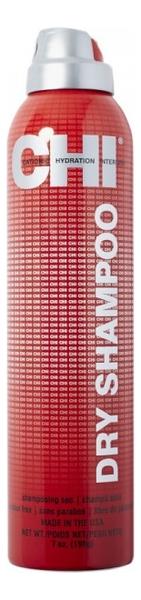 Сухой шампунь для волос c гидролизованным шелком Dry Shampoo: Сухой шампунь 198г