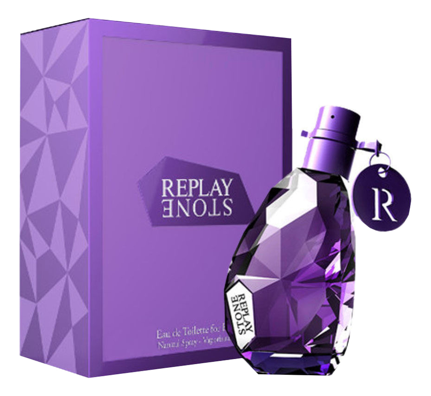 Replay Stone For Her: туалетная вода 30мл