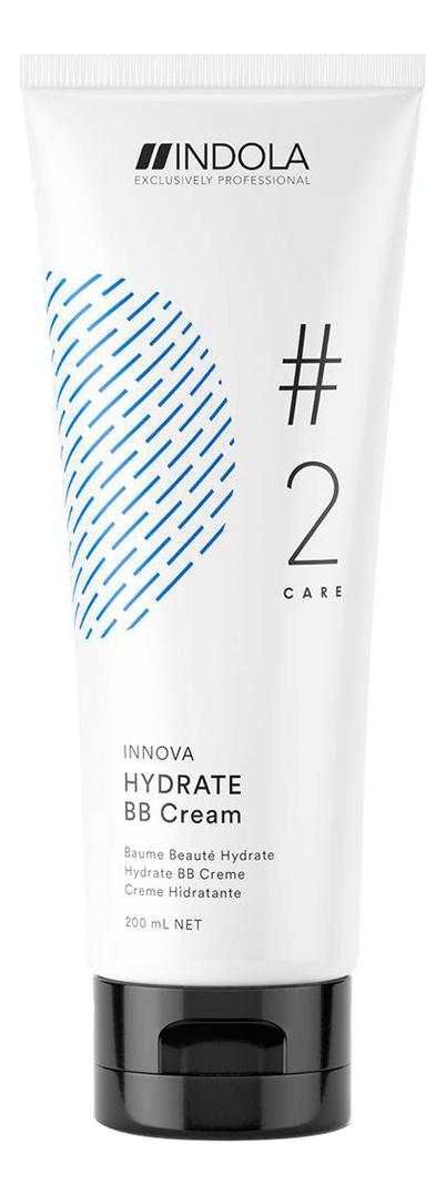 Увлажняющий бальзам для волос Innova Hydrate BB Cream 200мл, Indola  - Купить