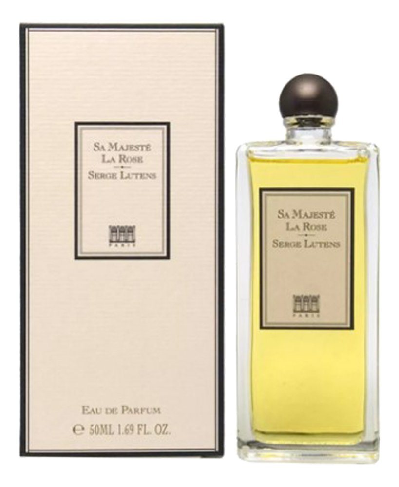Serge Lutens Sa Majeste La Rose: парфюмерная вода 50мл фото