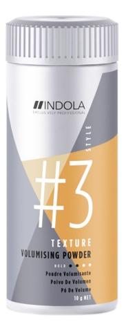 Купить Моделирующая пудра для волос Innova Texture Volumising Powder 10г, Indola
