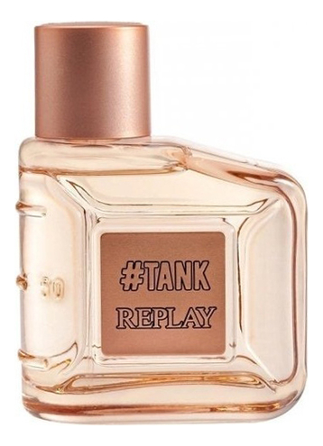 Replay #Tank For Her: туалетная вода 30мл