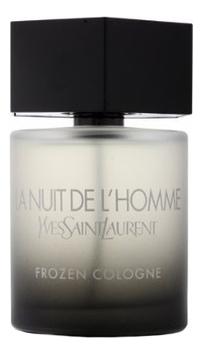 YSL La Nuit de L`Homme Frozen Cologne: одеколон 100мл тестер ysl la nuit de l homme frozen cologne одеколон 60мл