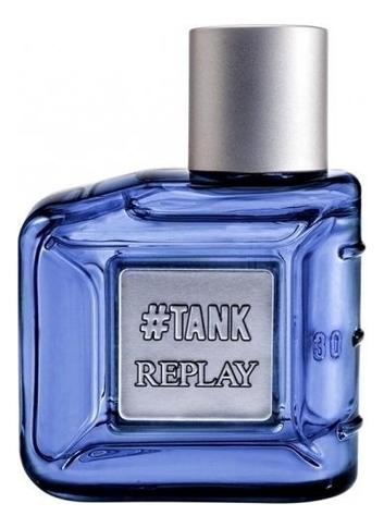 Replay #Tank For Him: туалетная вода 30мл