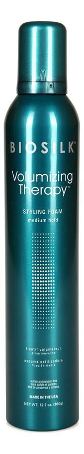 Купить Пена для создания объема волос Biosilk Volumizing Therapy Styling Foam 360г, CHI