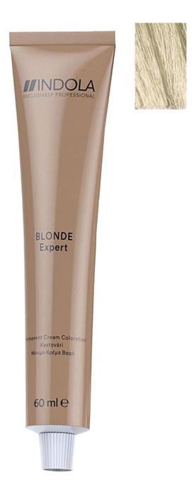 Перманентный крем-краситель для волос Profession Blonde Expert High Lifting 60мл: No 1000.0, Indola  - Купить