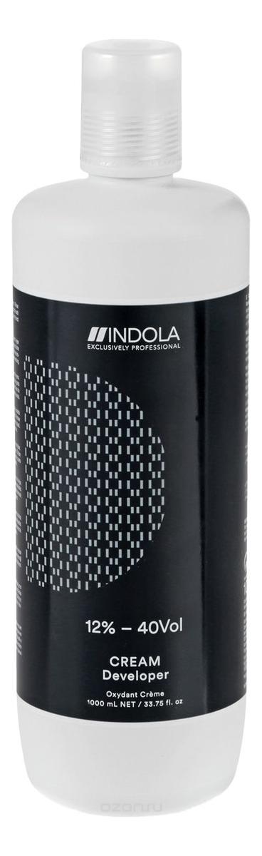 Купить Крем-проявитель Cream Developer 1000мл: Крем 12%, Indola