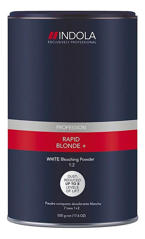 Порошок обесцвечивающий белый Profession Rapid Blond White Bleaching Powder 450г
