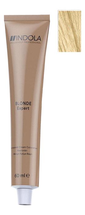 Купить Перманентный крем-краситель для волос Profession Blonde Expert High Lifting 60мл: No 1000.38, Indola