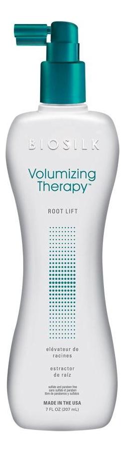 Фото - Спрей для прикорневого объема волос Biosilk Volumizing Therapy Root Lift 207мл спрей для прикорневого объема волос root canal volumising spray спрей 50мл