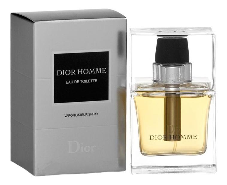 Christian Dior Homme: туалетная вода 50мл