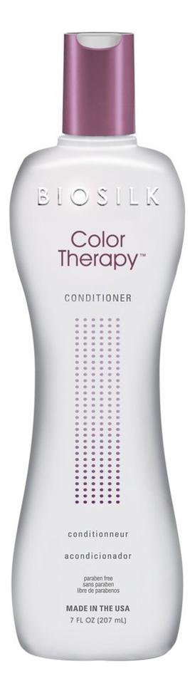 Купить Восстанавливающий кондиционер для волос Biosilk Color Therapy Conditioner 355мл: Кондиционер 355мл, CHI