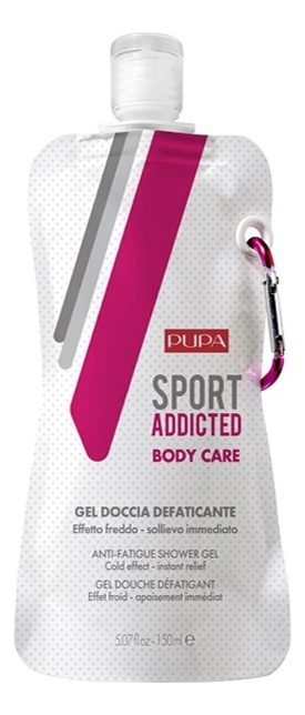 Криогель для тела Sport Addicted Refreshing And Toning Cryo-Gel 150мл