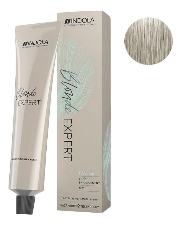 Купить Перманентный крем-краситель для волос Profession Blonde Expert Pastel Toner 60мл: No P.11, Indola
