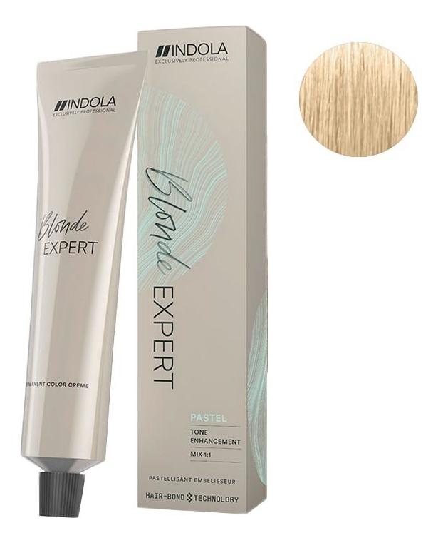 Купить Перманентный крем-краситель для волос Profession Blonde Expert Pastel Toner 60мл: No P.31, Indola