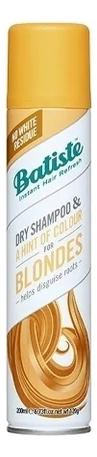Сухой шампунь для светлых волос Dry Shampoo Plus Brilliant Blonde 200мл
