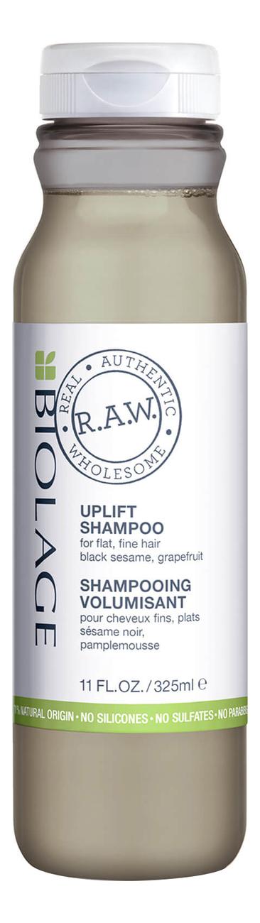 Фото - Шампунь для тонких волос с черным кунжутом и грейпфрутом Biolage R.A.W. Uplift Shampoo: Шампунь 325мл matrix шампунь для тонких волос fulldensity biolage 250 мл