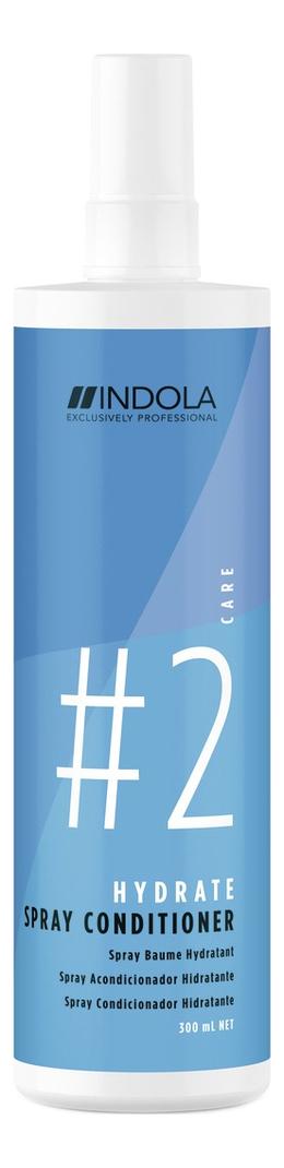 Увлажняющий спрей-кондиционер для волос Innova Hydrate Spray Conditioner 300мл