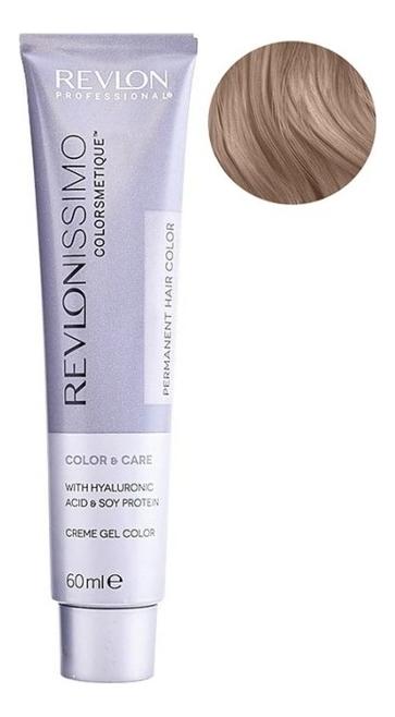 Купить Стойкая краска для волос Revlonissimo Colorsmetique Color & Care 60мл: 10.2 Очень сильно светлый блондин переливающийся, Стойкая краска для волос Revlonissimo Colorsmetique Color & Care 60мл, Revlon Professional