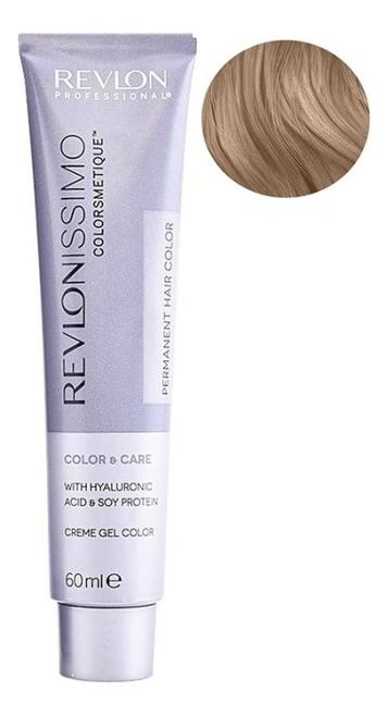 Купить Стойкая краска для волос Revlonissimo Colorsmetique Color & Care 60мл: 10.23 Очень сильно светлый блондин переливающийся-золотистый, Стойкая краска для волос Revlonissimo Colorsmetique Color & Care 60мл, Revlon Professional