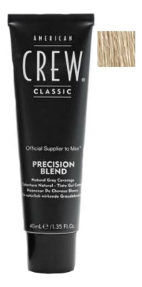 Купить Камуфляж для седых волос Precision Blend 3*40мл: Блонд 7/8, American Crew