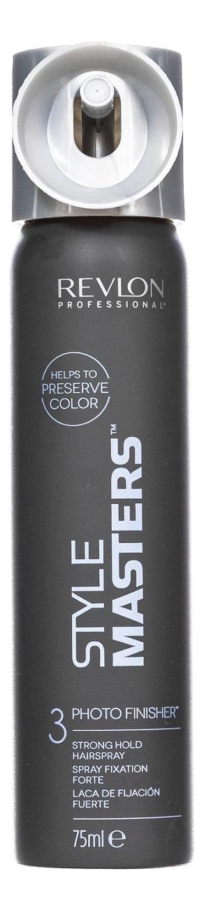 Лак для волос Style Masters Hairspray Photo Finisher: 75мл