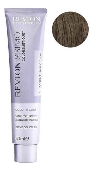 Купить Стойкая краска для волос Revlonissimo Colorsmetique Color & Care 60мл: 6 Темный блондин, Стойкая краска для волос Revlonissimo Colorsmetique Color & Care 60мл, Revlon Professional