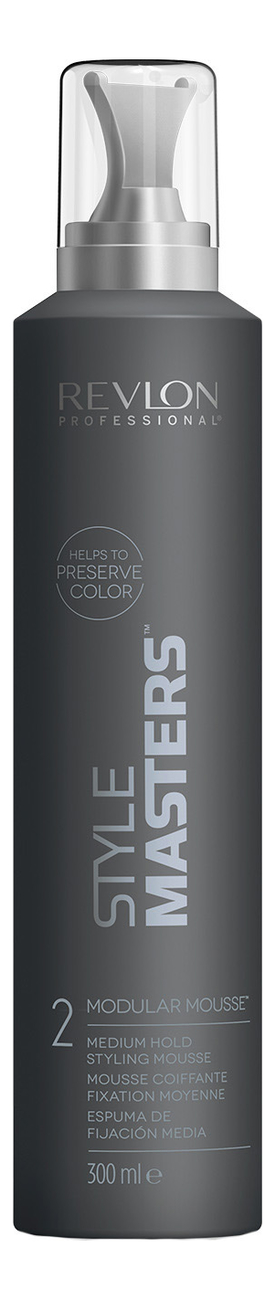 Мусс для волос Style Masters Styling Mousse Modular: Мусс 300мл